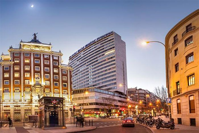 Melia Madrid Princesa 1