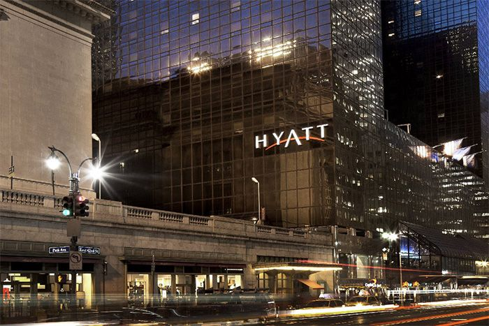 Grand Hyatt New York 3