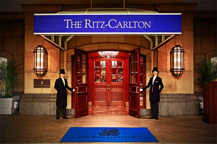 The Ritz-Carlton, Osaka 4