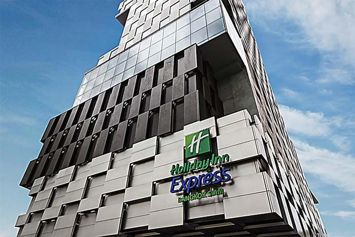 Holiday Inn Express Bangkok Siam main exterior